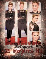 Photopack 736: Demi Lovato by PerfectPhotopacksHQ