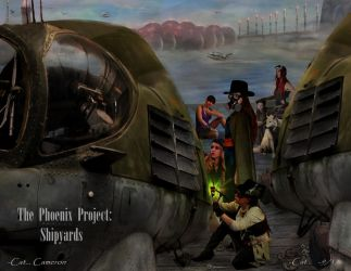 The Phoenix Project: Shipyards by Can-Cat