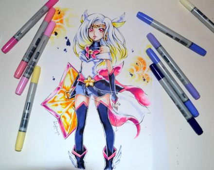 Star Guardian Sivir by Lighane