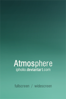 Atmosphere Wallpaper Pack by ipholio