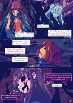 Undertale comic - Hellsiblings - 68 by marvyanaka