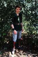 Peter Pan cosplay ~ Once Upon a Time by Frixcon