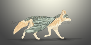 Crowned Feather: Adopt (Auction- OPEN) by Amphispiza