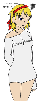 Crew Mom by 6SeaCat9