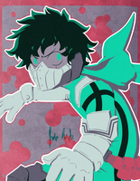 Midoriya Palette by quirkless-default