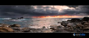 Redgate Sunset 2 by Furiousxr