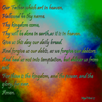 The Lords Prayer by Nigel-Hirst