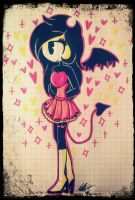 .DeMoN GiRL. by vocaloid121