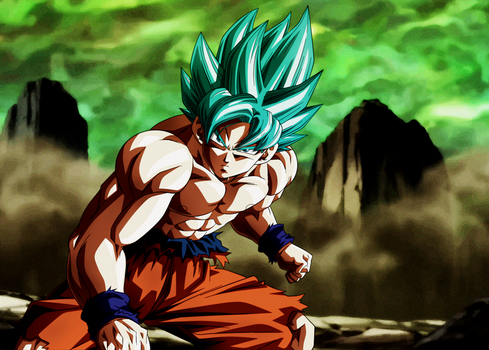 Dont't Give Up Yet. Goku Universe Survival by Koku78