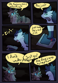 FERAL Page 175 by ArcherDetective