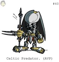 CultChara Celtic Pred AVP by theEyZmaster