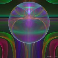 Orb Rays by Colliemom