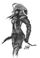 Assassin's Creed 3 Female Edition by Tr0yst3r