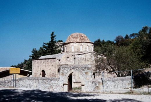 Antiphonitis Church 01 by northcyprus