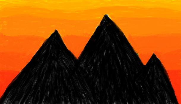 Mountain by Ruby-Night