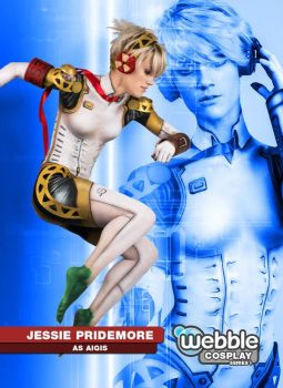 Webble CosPaint - NYC CC - Aigis by Battledress