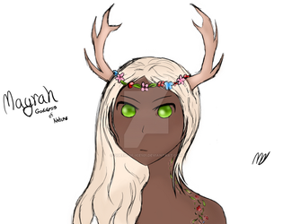 Nature Fey - Mayrah by Queen-of-Ice101