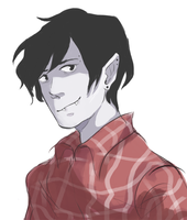 marshall lee by Puchoro