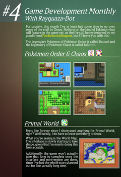 Game Development Monthly - Issue #4 by Rayquaza-dot