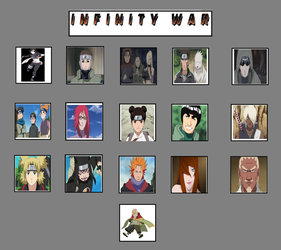 Naruto Infinity War Aftermath by Dragonprince18
