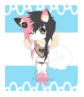 .:Cloudtail Adopt 1:. { closed } by curled-mustache
