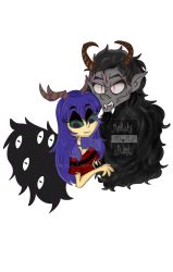 Eileen and her husband by mellaly
