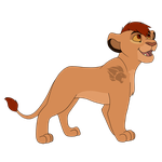 Kion Redesign by marshvall
