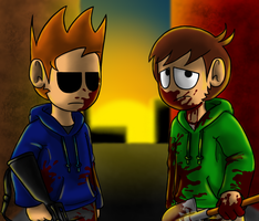This Is the End by ecstaticOblivion