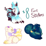 Fumi Sticker Commissions: OPEN by PlanetGraveyard