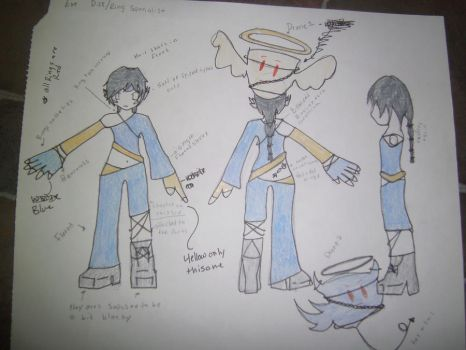 2013 eve entry elsword contest by TOBISCOOL4