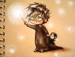 Harry Potter by Ma-kosh