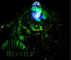 MK9 Reptile Wallpaper V3 by Reaper-The-Creeper