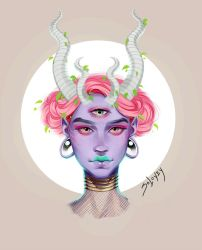 Character Portrait by Nychse