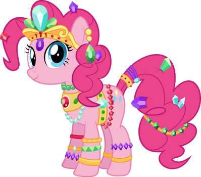 MLP Vector - Pinkie Pie #7 by jhayarr23