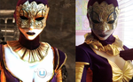 The Hellequin (Caha) cosplay comparison by Josumi-kun