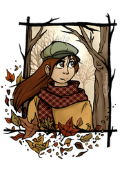 Autumn again by Raygirl13