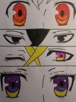 Karneval Anime-Eyes by Zahyebah