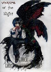 Vampire of the Night by Enock