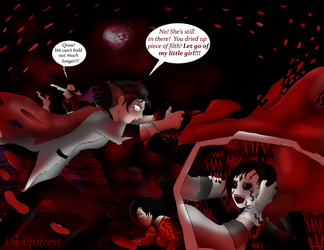 Rwby: At Last, the Silver Eyes are mine!!! by Omnipotrent