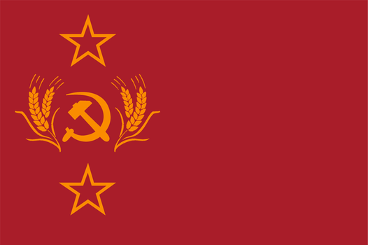Flag of the Conseil of Workers' Systems by RvBOMally