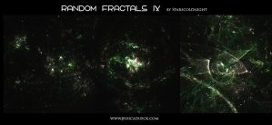 Random fractals IX by Starscoldnight by StarsColdNight