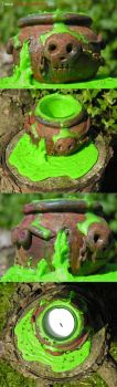 Cauldron Full Of Ooze by spaceship505