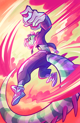 COMIN' ATCHA by squeedgemonster