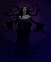 Summoning the Storm by AntonChanning