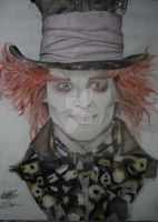 Mad Hatter by silencer4475