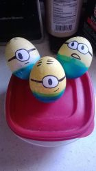 Minion Easter by kenlybop