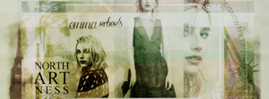 Emma Roberts by rurogrime