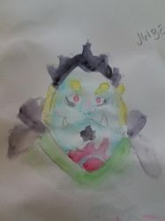 Jinbei Water Color by JazCooper