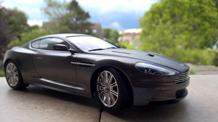 Aston Martin DBS by froggywoggy11