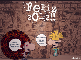 maya year 2012 by daniacdesign